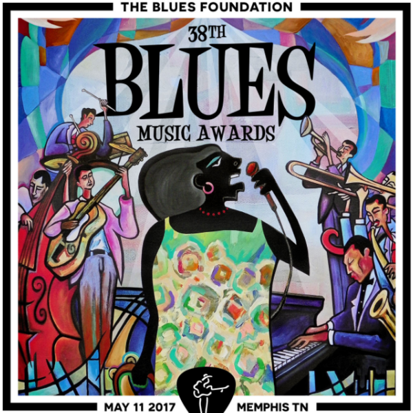 blues music awards 2017